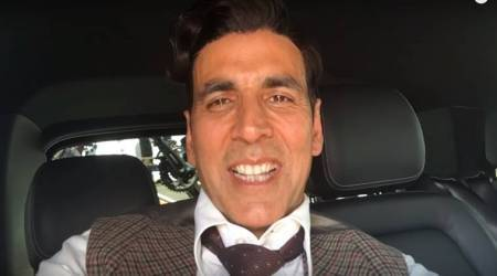 Toilet Ek Prem Katha: Akshay Kumar thanks fans, critics and Hrithik Roshan for the film's success. Watch video
