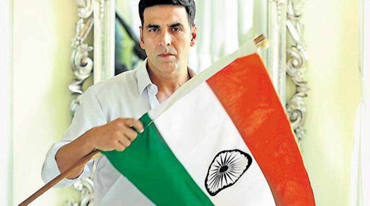 Akshay Kumar: Bollywood's poster boy of patriotism is also the most  under-appreciated star of our times | Entertainment News,The Indian Express