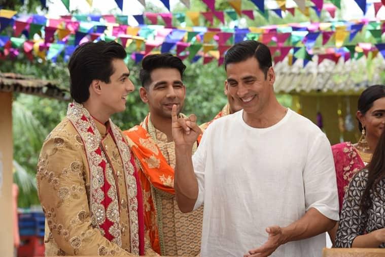 Toilet Ek Prem Katha, Akshay Kumar, Bhumi Pednekar, Yeh Rishta Kya Kehlata Hai, Yeh Rishta Kya Kehlata Hai tv show, Yeh Rishta Kya Kehlata Hai set