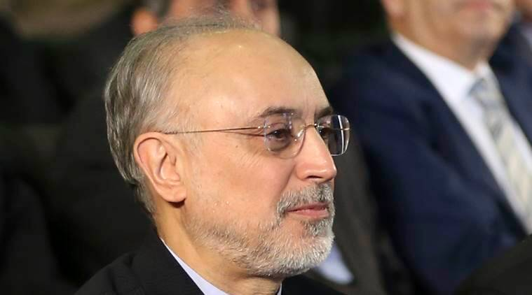 Iran nuclear programme, Us sanctions on Iran, US president Donald Trump, ali akbar salehi, iran, world news, indian express news