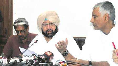 Don't block highways, find other ways to protest, says Amarinder Singh
