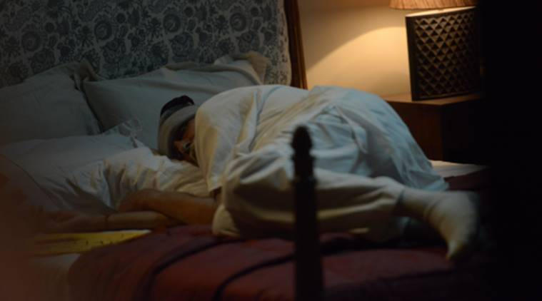 102 Not Out, amitabh bachchan, rishi kapoor, 102 Not Out amitabh bachchan, amitabh bachchan falls asleep on sets, amitabh bachchan on 102 Not Out sets, amitabh bachchan rishi kapoor films, amitabh bachchan rishi kapoor pictures