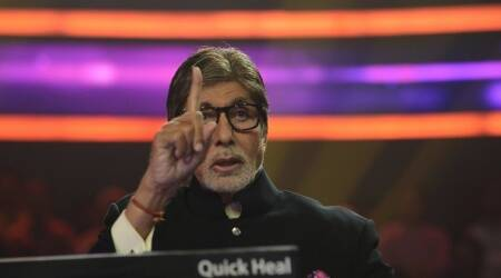 Amitabh Bachchan's sneak peek into Kaun Banega Crorepati 9 has got us excited, see photo