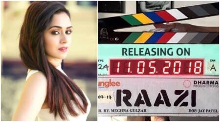 Amruta Khanvilkar on doing Alia Bhatt film Raazi: Everyone has a beautifully etched character with a strong storyline