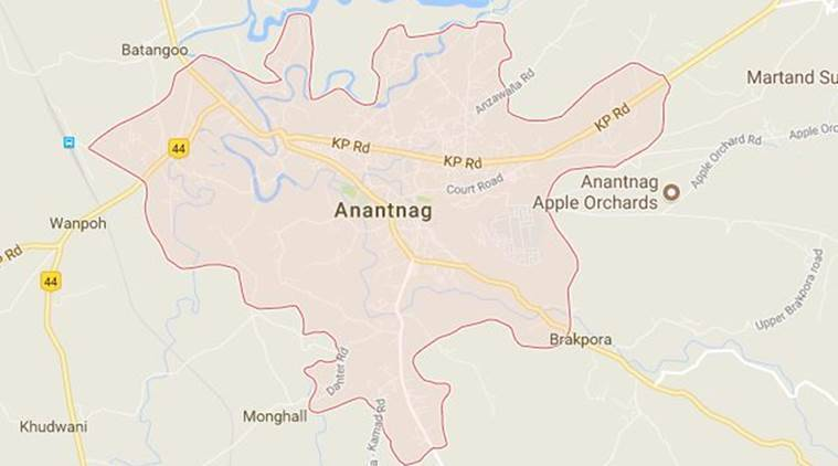Anantnag students disrupt sports event