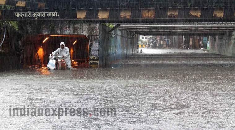mumbai rains, mumbai weather, mumbai rain, mumbai rainfall, rains in mumbai, mumbai monsoon, water logging mumbai, mumbai traffic