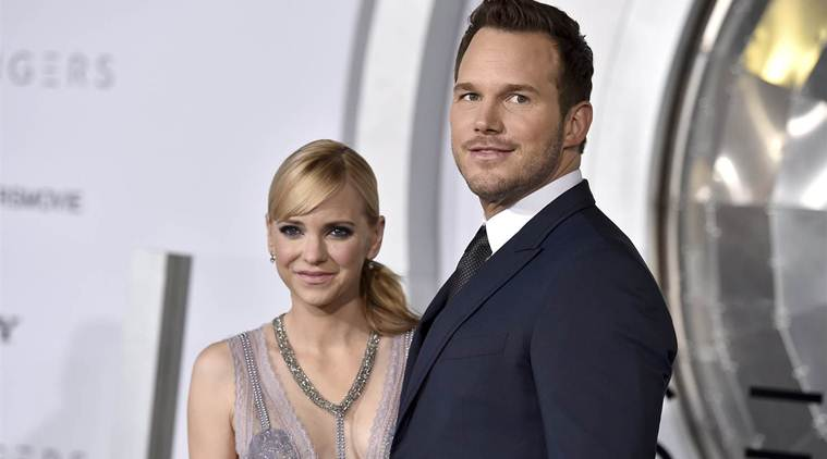 Chris Pratt Makes 1st Public Appearance Since Split News