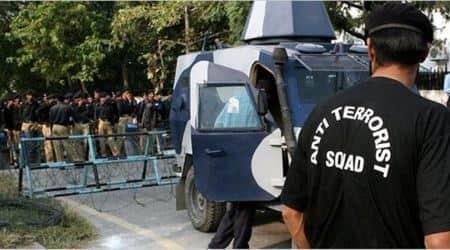 UP Anti-Terrorism Squad arrests terror suspect inMumbai