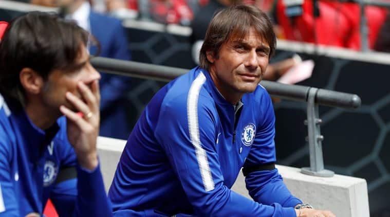Antonio Conte, Chelsea, Premier League season 2017-18, Champions League, Football news, Indian Express