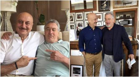 PHOTOS: Anupam Kher says Happy Birthday to Robert De Niro