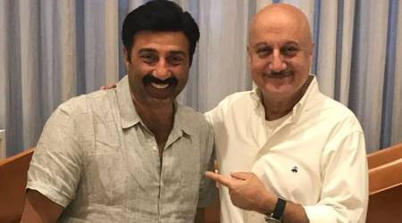 Toilet Ek Prem Katha actor Anupam Kher: Sunny Deol is genuine, strong willed