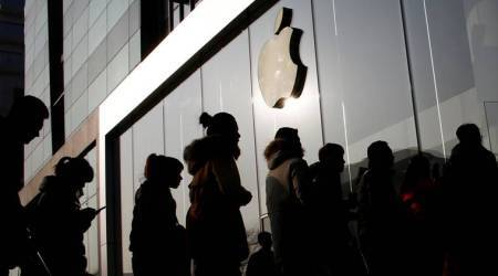 Apple shares surge to an all-time high, iPhone sales hit 1.2 billionmark