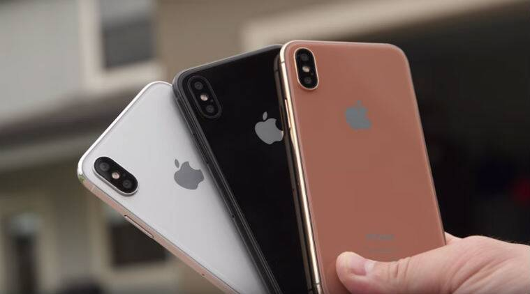 Hands-On Look at the iPhone 8 in Black, Silver & Copper Gold