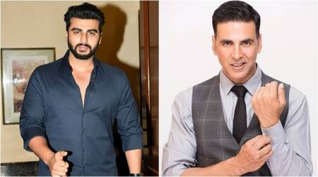 Akshay Kumar and I get along well, says Arjun Kapoor