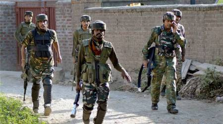 J-K: Security forces increase footprint in militant bastion Shopian