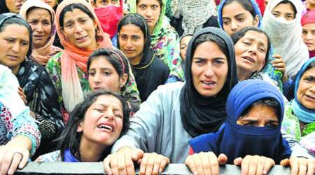 Kupwara village protests student death in Army encounter, magistrate toprobe