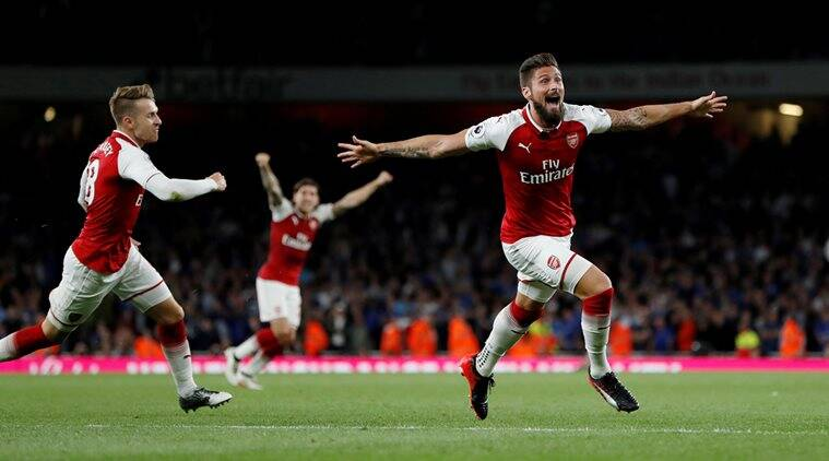 Arsenal, Leicester City, Premier League, Arsenal vs Leicester City, sports news, football, Indian Express