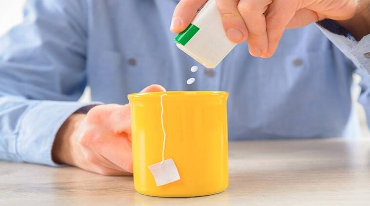 Artificial sweeteners, artficial sweeteners are not effective scietific study, do artificial sweeteners help, counterproductive, lose weight, consumed artificial sweeteners, Fitness news, Indian express news