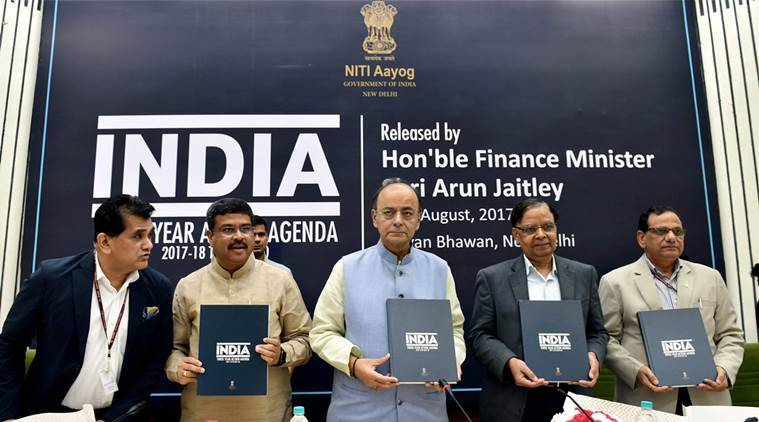 niti aayog, three year plan, agriculture sector, indian economy, indian express news, opinion, indian agriculture, farmers