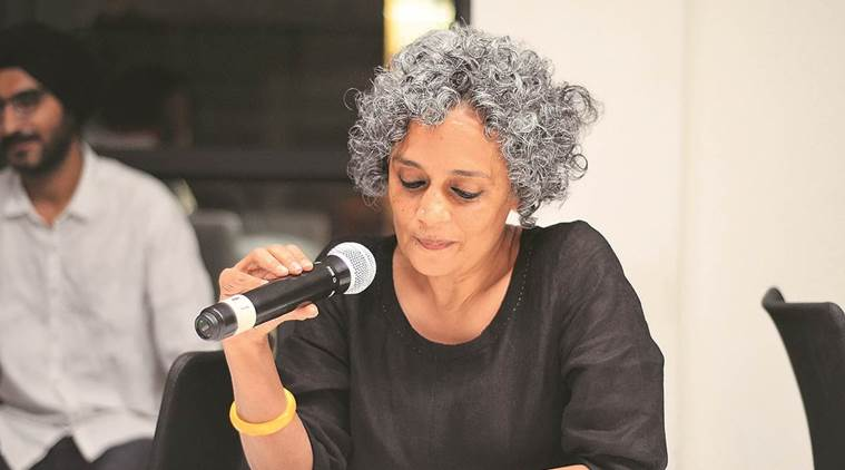 arundhati roy, arundhati roy e book, ministry of utmost happiness, arundhati roy 2nd book, author, arundhati roy latest book, re reader, indian express