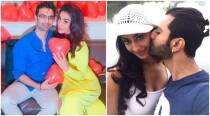 Photos: Ashmit Patel and Maheck Chahal get engaged