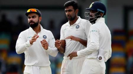 R Ashwin leaves Sri Lanka ashen-faced