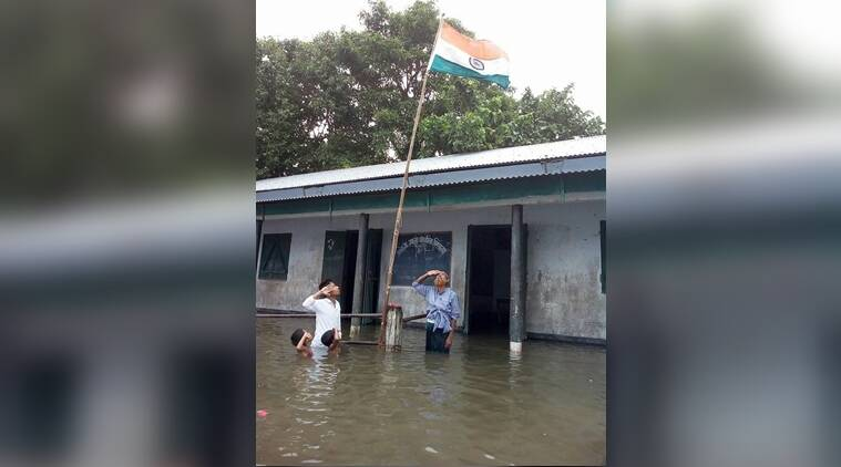 Flood situation remains grim in Bihar