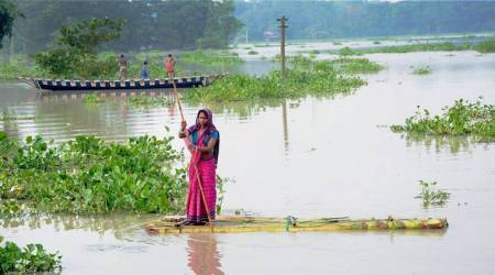 Flood situation continues to worsen in Assam, Bihar and north Bengal; death tollmounts