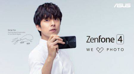 Asus accidentally leaked out four ZenFone 4-branded smartphones ahead of launch