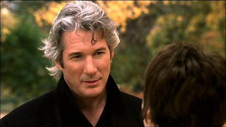 RICHARD GERE, RICHARD GERE MOVIES, AUTUMN IN NEW YORK