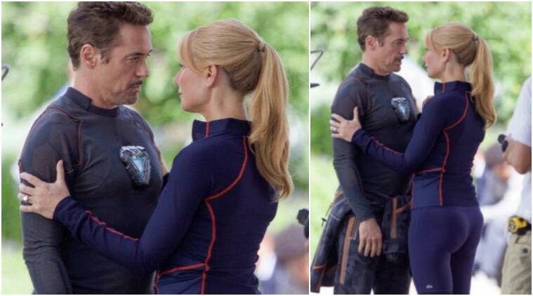 pepper potts spider man homecoming