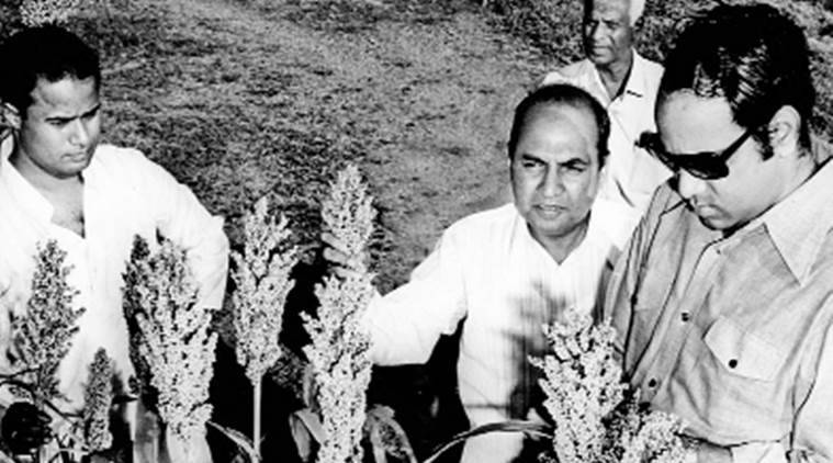 Badrinarayan Ramulal Barwale, India seed industry,Indian Agricultural Research Institute, India agricultural development,B R Barwale contibution to Indian agriculture