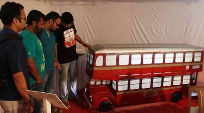 Seventy years of BEST: Mumbai's bus transport legacy on display