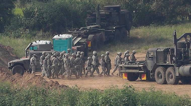 S.Korea, US gear up for war games