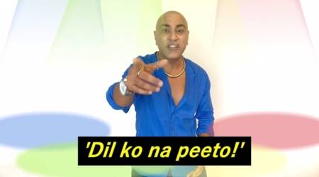 'Dil ko peeto' is what you'll be doing after you hear Baba Sehgal's cover of Despacito