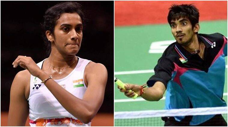 kidambi srikanth, srikanth, pv sindhu, sindhu, badminton world championship, saina nehwal, india at badminton world championship, badminton, sports news, indian express