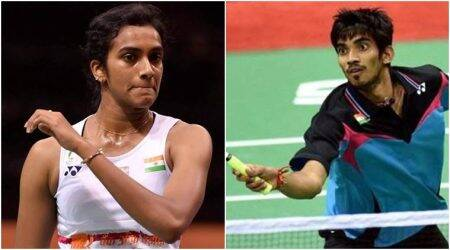 PV Sindhu, Kidambi Srikanth carry India's hopes at World Badminton Championships