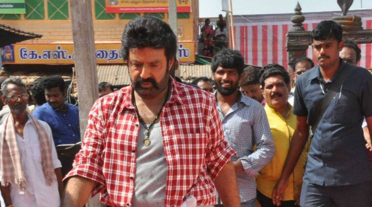Balakrishna beats his assistant