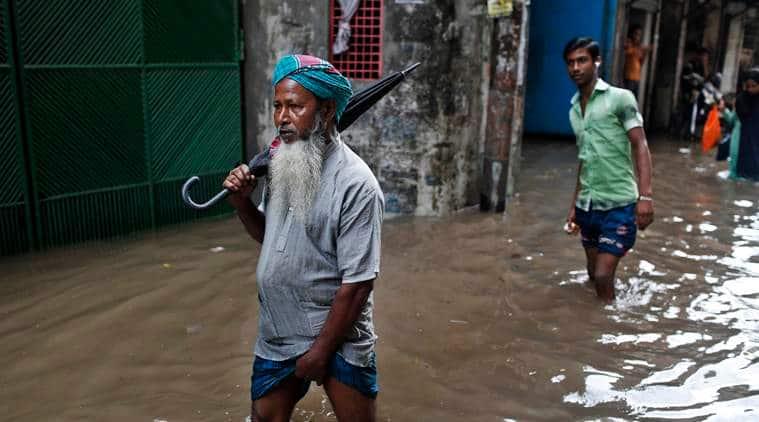 Bangladesh Floods, Bangladesh Flood deaths, dhaka floods, Heavy Rainfall Bangladesh, Bangladesh rainfall,