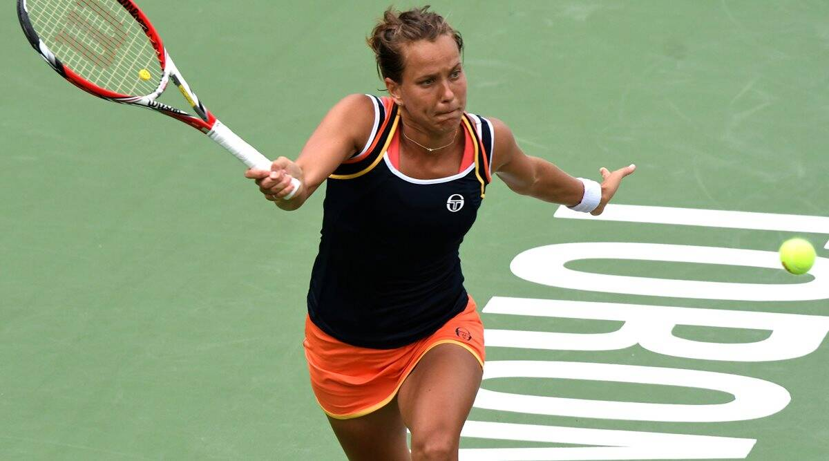 Barbora Strycova, Rogers Cup, Indian Express
