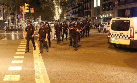 Morocco arrests two over Cataloniaattacks