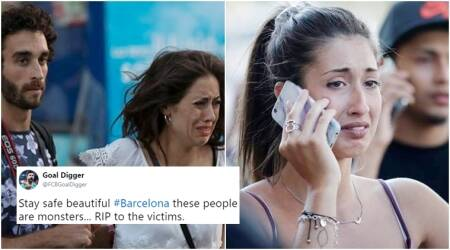 Barcelona terror attack: Twitter users reach out to the affected with help and support