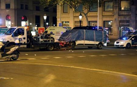 spain, barcelona attack, Spanish police, Youssef Aalla, Alcanar explosion