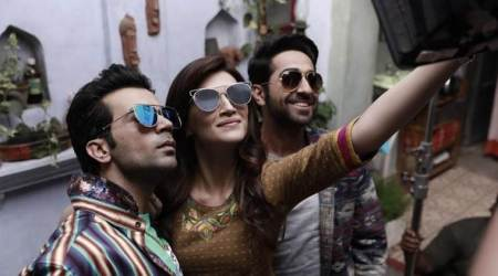 Ayushmann Khurrana thanks fans for Bareilly Ki Barfi success, calls Kriti Sanon, Rajkummar Rao 'wise and talented'. Watch video