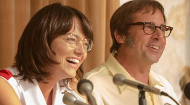 battle of the sexes, emma stone