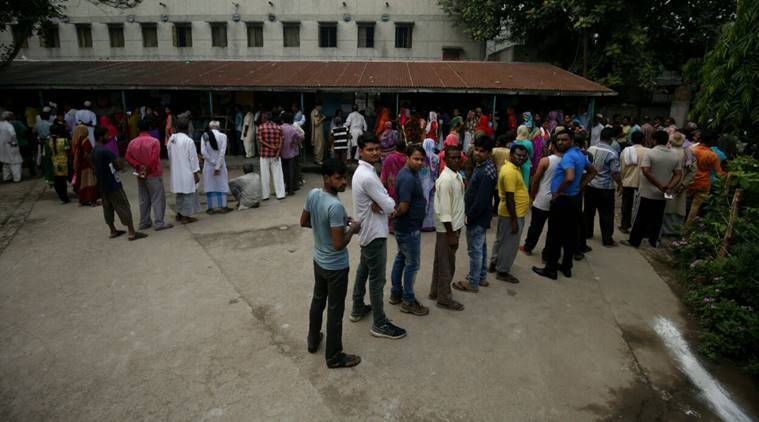 Bawana bypoll: 17.46 pc voting till 11 am