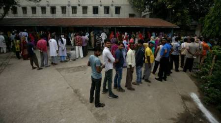 Bawana bypoll: One EVM, 17 VVPATs malfunction; replaced