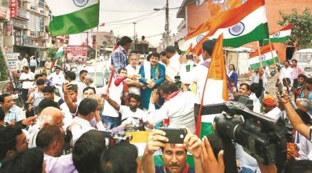 Bawana bypoll: After loss, a report card — and a Tiranga yatra