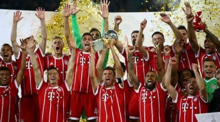 Borussia Dortmund out to delay Bayern Munich's sixth successive Bundesligacrown