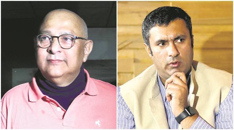 BCCI news, BCCI and Supreme Court, committee of administrators and BCCI, perks of top BCCI officials, treasurer Anirudh Chaudhry, secretary Amitabh Choudhary, India news, National news, Latest news